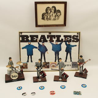 THE BEATLES MEMORABILIA