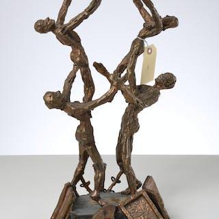 Carole Marks, sculpture