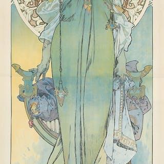 Leslie Carter. 1908.