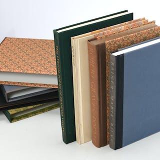 BOOKS: (4) Vols LEC, Poetry