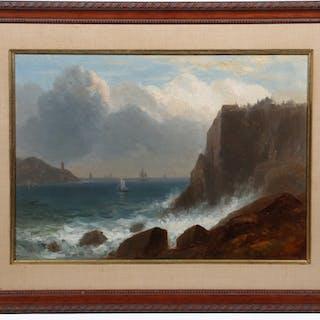 BENJAMIN CHAMPNEY (MA/NH, 1817-1907)