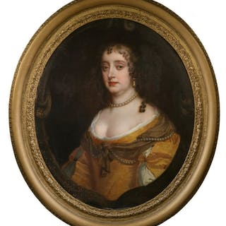 PETER LELY (ENGLAND/NETHERLANDS/GERMANY, 1618-1680) (ATTRIBUTED)