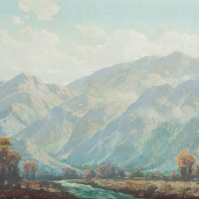 Joseph P. Frey (1892-1977 Hawthorne, CA)