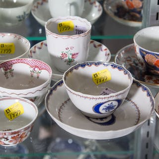 Various Chinese Export Porcelain