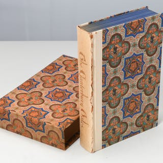 BOOKS: Limited Editions Club, The Canterbury Tales