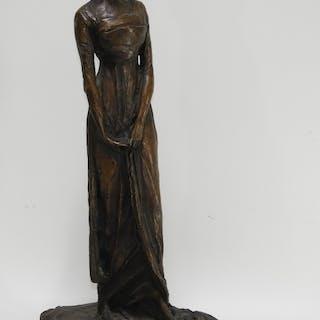Paul Troubetzkoy Impressionist Plaster Sculpture