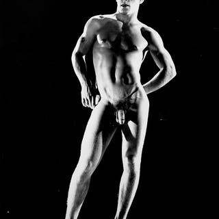 Bruce Bellas Nude  Joe Dallesandro Photo Male Physique Photo - Bruce