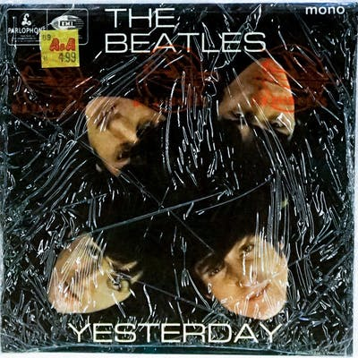 The Beatles, Yesterday 45 RPM Record SEALED