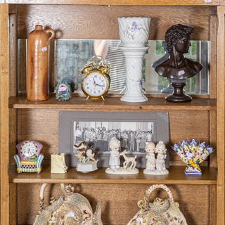 Collection of Assorted Decorative Objects