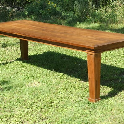Deco Design Dining Table By Eric Ervin