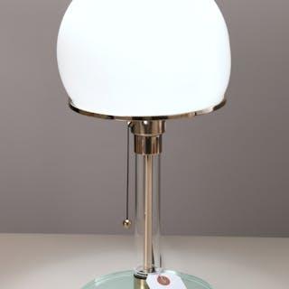 Wilhelm Wagenfeld for Tecnolumen, Bauhaus lamp