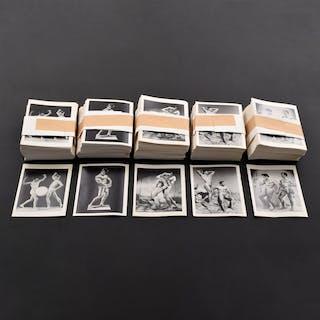 500 Bruce of Los Angeles Vintage Greeting Cards - Bruce Bellas (1909-1974)