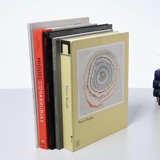 BOOKS: (5) Vols art incl. Arp, Duchamp, Huyghe