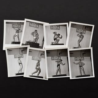 8 Bruce Bellas Male Bodybuilding/Physique Competition Photos & Negatives