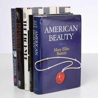 BOOKS: (5) Vols signed and inscribed