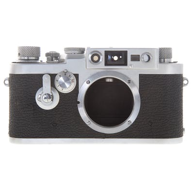 Leica III G Camera Body