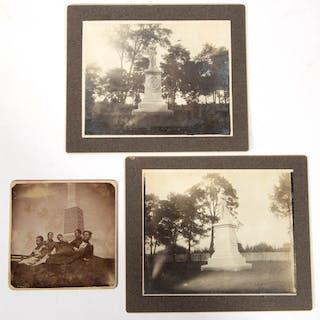 SHENANDOAH CO., SHENANDOAH VALLEY OF VIRGINIA CIVIL WAR MONUMENT PHOTOS