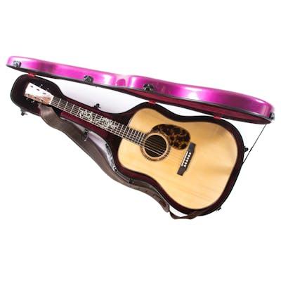 Bob Thompson Custom 6 String Guitar
