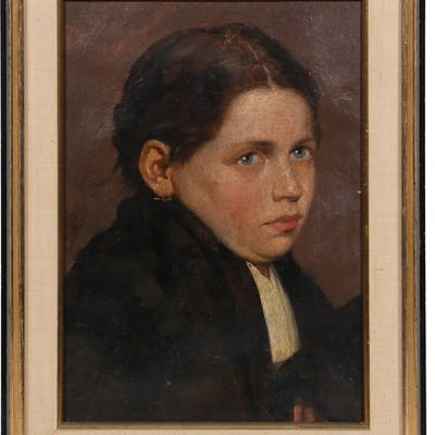 VACLAV BROZIK (CZECH/AUSTRIA, 1851-1901)