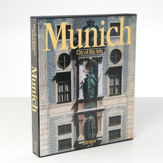BOOKS: Munich, City of the Arts