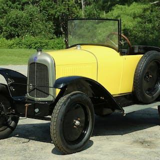1922-1925 CITROEN 5CV
