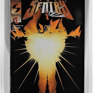 Marvel Comics Sentry #1 CBCS 9.8
