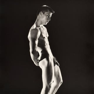 Large Nude Joe Dallesandro Photo, Bruce Bellas Estate - Bruce Bellas