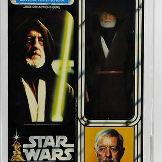 1979 Kenner Star Wars 12 Ben Obi-Wan Kenobi CAS 85