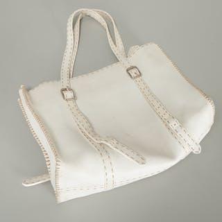 Fendi Selleria open top shoulder bag