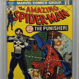 Marvel Comics Amazing Spider-Man #129 CBCS 4.5