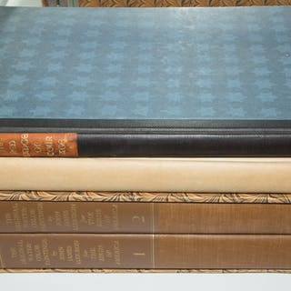 Three Deluxe Book Editions