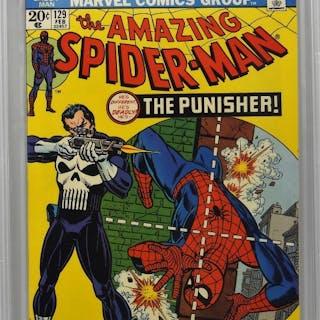 Marvel Comics Amazing Spider-Man #129 CBCS 9.0