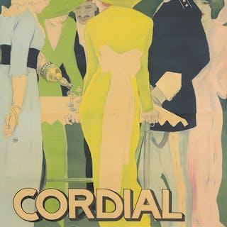 Cordial Campari. 1914.