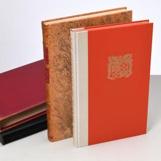 BOOKS: (2) Vols LEC, Conquest of Puerto Rico, Peru