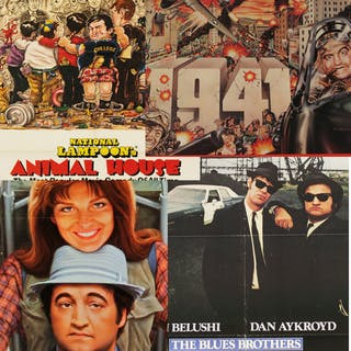 JOHN BELUSHI COMEDY COLLECTION