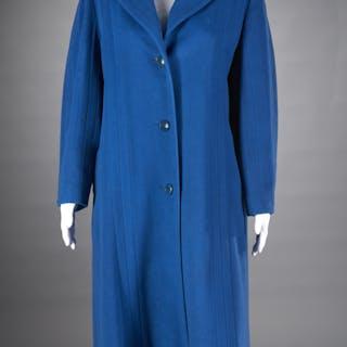 Hermes Paris ladies wool coat