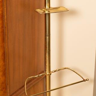 Brass Butler's Stand