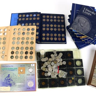 Mixed lot of U S  Coins – Current sales – Barnebys com