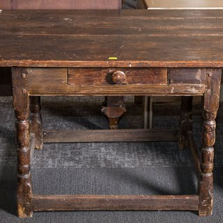 William and Mary Style Low Table