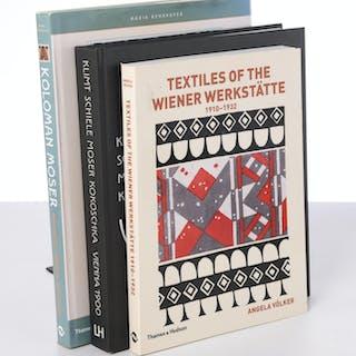 BOOKS: (3) Vienna Design, Wiener Werkstatte