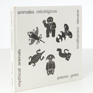 BOOKS: Antonio Grass, Mythical Animals