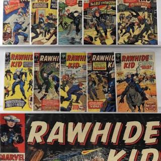10PC Marvel Comics Rawhide Kid #51-60 Complete Run