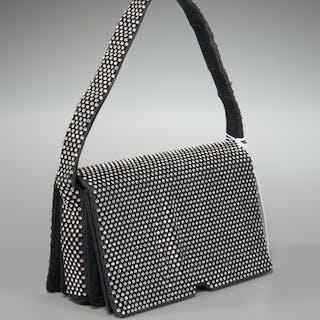 Judith Leiber crystal embellished handbag