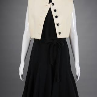 Norman Norell jacket & dress ensemble