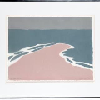 Richard Kemble, color woodcut
