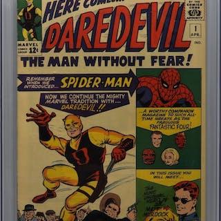 Marvel Comics Daredevil #1 CGC 7.0