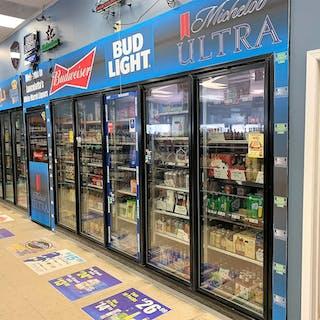 Carroll Coolers Commercial Walk In Cooler Current Sales Barnebys Com