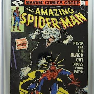 Marvel Comics Amazing Spider-Man #194 CGC 9.4