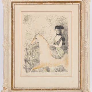 Marie Laurencin, lithograph