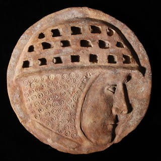 ALEXANDER THE GREAT POTTERY MOUNT